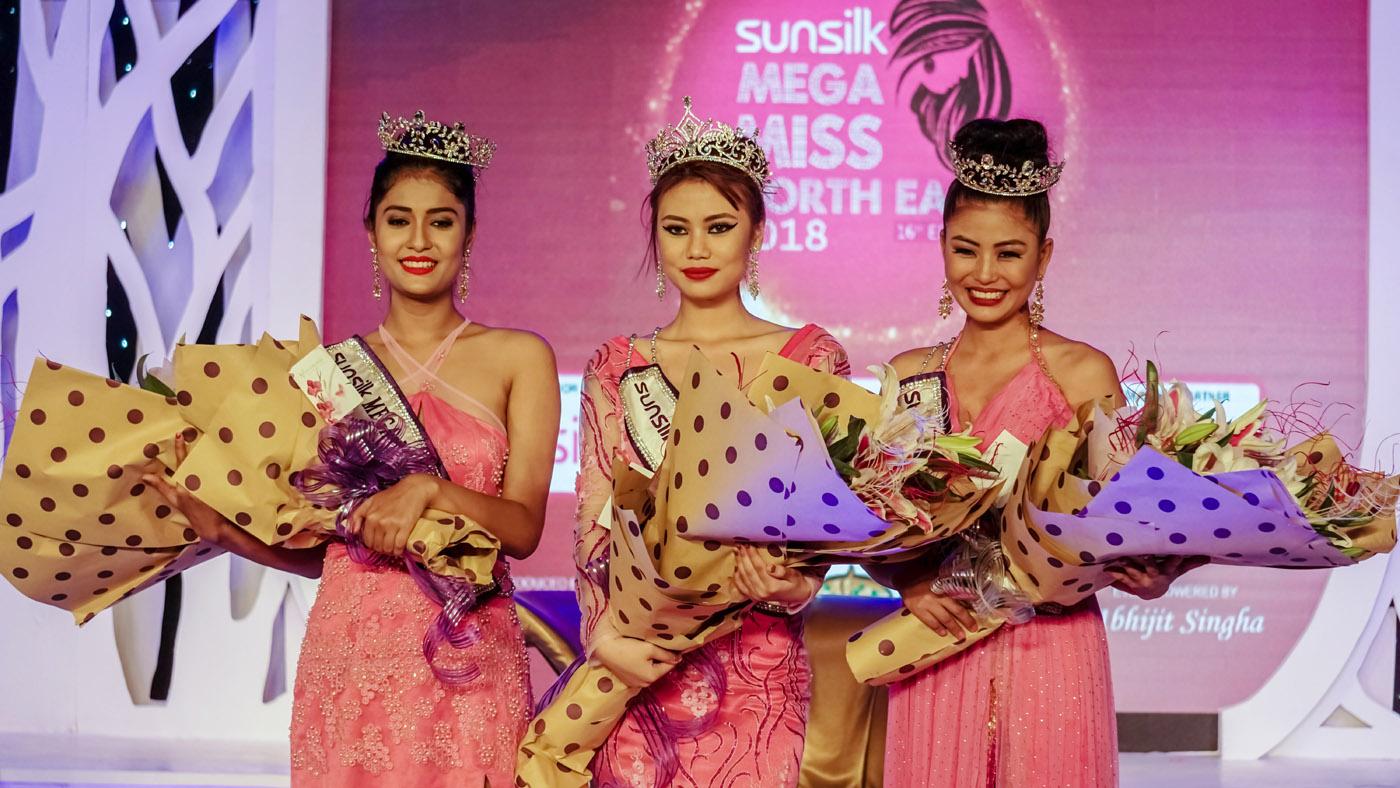16th Sunsilk Mega Miss NE 2018: Arunachalee Longri wins the crown