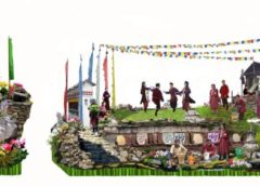 Arunachal tableau qualifies for R-Day Tableaux Parade-2019